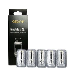 Aspire Nautulius X Coil