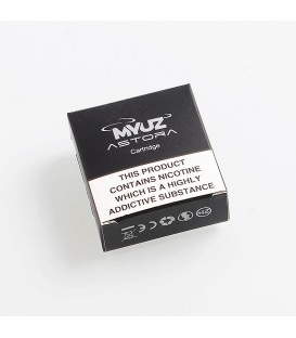 My vapors Myuz Astora Cartridge