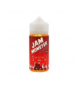 Jam Monster - Strawberry Jam Butter Toast