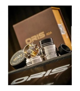 ORIS RDA 24MM AUTHENTIC BY VERRY KARTIKA X ABIE JIE X VAPEAM