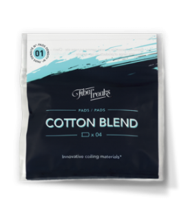 Fiber freaks cotton blend Density 1
