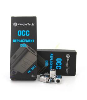 Kanger Subtank OCC NI200 coil (0.15 ohm)