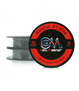 Coil Master Kanthal A1 wire (30 feet / 9 meters)