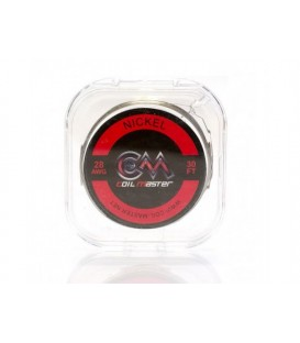 Coil Master Nickel wire (30 feet / 9 meters)