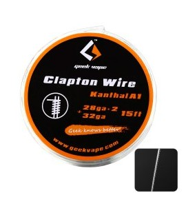 Geek Vape Clapton wire (15 feet / 4,5 meters)