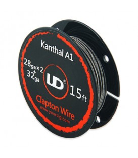 UD Twisted Clapton Wire (15 Feet / 4,5 meters)
