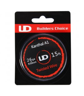 UD Twisted Kanthal wire (15 feet / 4,5 meters)