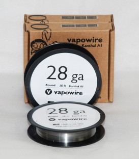Vapowire Kanthal A1 USA (30 feet / 9 meters)