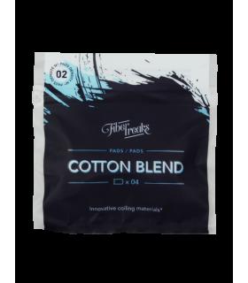 Fiber freaks cotton blend Density 1
