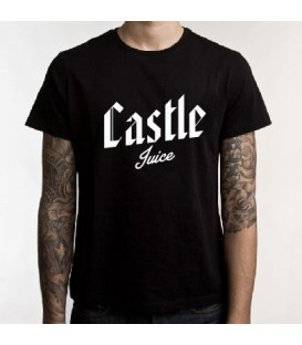 T-shirt Castle Juice with logo