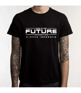 Vaping is the future T-shirt