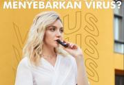 Coronavirus dan Vaping: Bisakah Uap Vape Yang Dihembuskan Menyebarkan Virus?